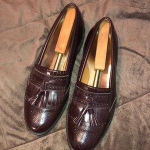 Men's Allen Edmonds Bridgetown Tassle Loafers